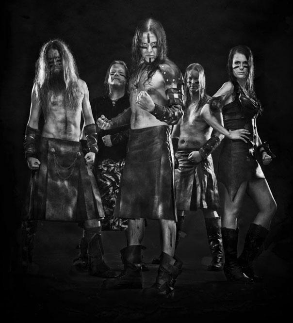 Workout Metal Bands: VIKING MUSCLE