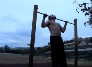 The Pullup bar